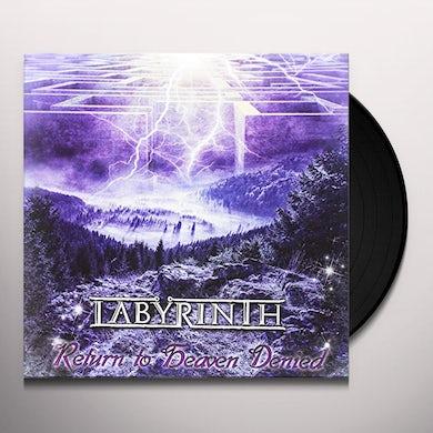 Labyrinth RETURN TO HEAVEN DENIED Vinyl Record