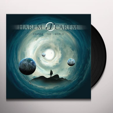 Harem Scarem CHANGE THE WORLD Vinyl Record