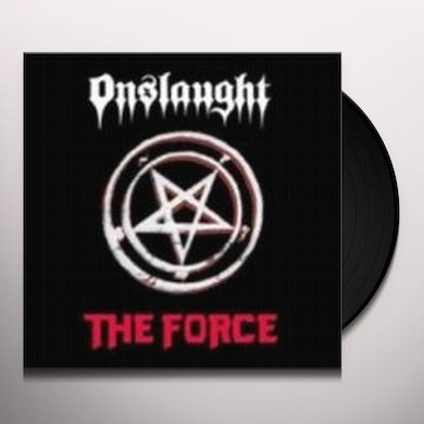 Onslaught FORCE Vinyl Record