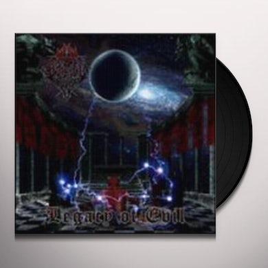 Limbonic Art LEGACY OF EVIL Vinyl Record