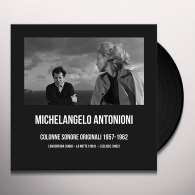 Colonne Sonore Originali 1957-1962 / O.S.T. COLONNE SONORE ORIGINALI 1957-1962 / Original Soundtrack Vinyl Record