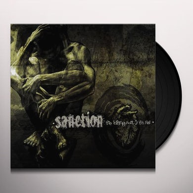 Sanction INFRINGEMENT OF GOD'S PLAN Vinyl Record