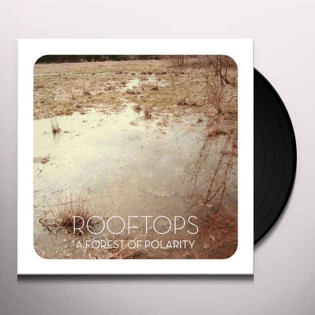 Rooftops FOREST OF POLARITY Vinyl Record