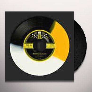 Wanda Jackson THUNDER ON THE MOUNTAIN / DUST ON THE BIBLE Vinyl Record