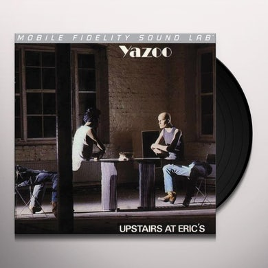 Yaz UPSTAIRS AT ERIC'S Vinyl Record