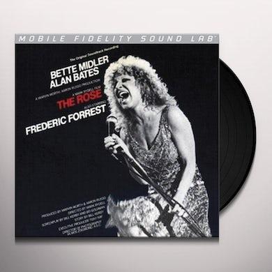 Bette Midler ROSE / O.S.T. Vinyl Record