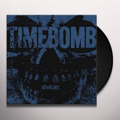 TIMEBOMB NO VALUES Vinyl Record