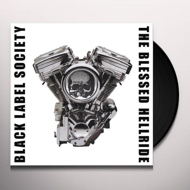 Zakk Wylde BLESSED HELLRIDE Vinyl Record
