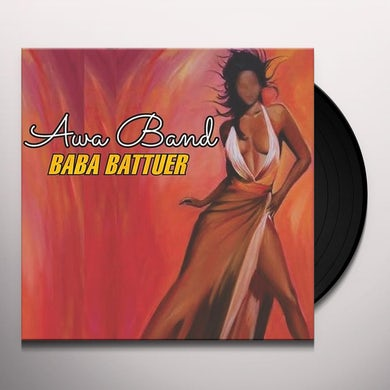 Awa Band BABABATTEUR Vinyl Record