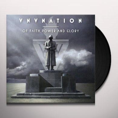 Of Faith Power And Glory Vinyl Record