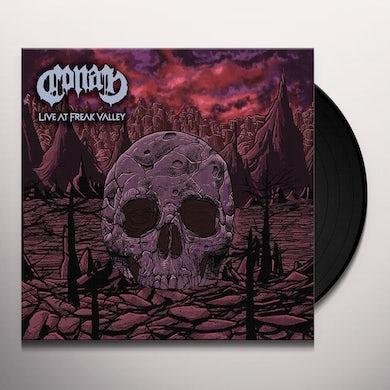 Conan LIVE AT FREAK VALLEY (LIVE) Vinyl Record