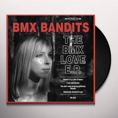 Bmx Bandits BMX LOVE EP Vinyl Record