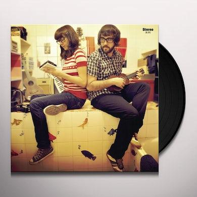 Band A Part UNA PERSONA NORMAL CON GAFAS DE METAL Vinyl Record