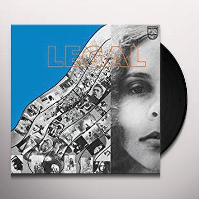 Gal Costa LEGAL Vinyl Record