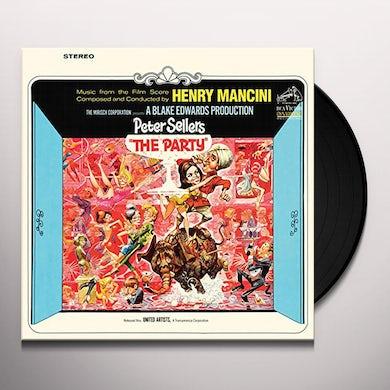 Henry Mancini PARTY / Original Soundtrack Vinyl Record