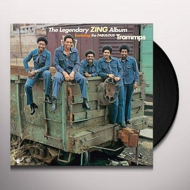 Trammps LEGENDARY ZING ALBUM Vinyl Record