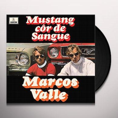 Marcos Valle MUSTANG COR DE SANGUE Vinyl Record
