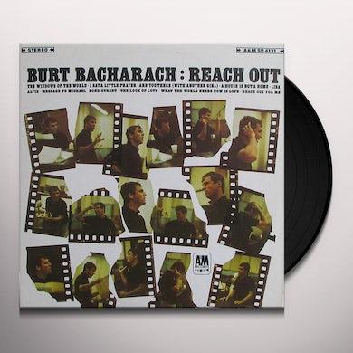 Burt Bacharach REACH OUT Vinyl Record