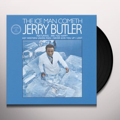 ICEMAN COMETH Vinyl Record