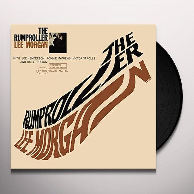 Lee Morgan RUMPROLLER Vinyl Record