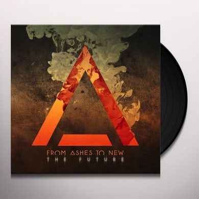 From Ashes to New FUTURE Vinyl Record