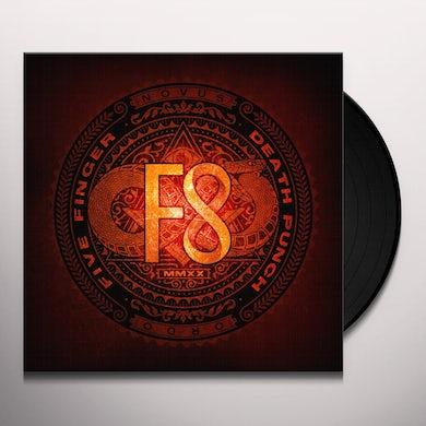 Five Finger Death Punch F8 Vinyl Record