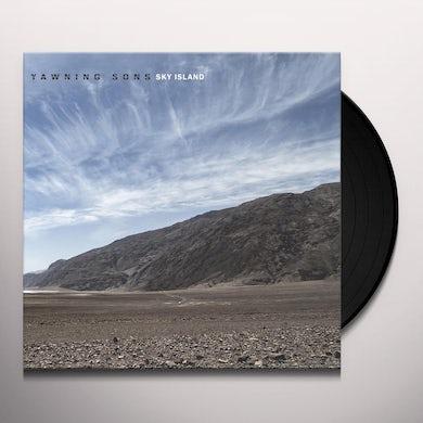 YAWNING SONS SKY ISLAND Vinyl Record