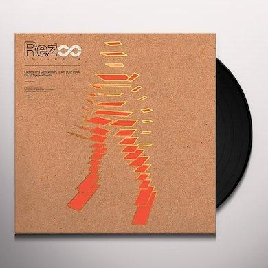 Hydelic REZ INFINITE: AREA X (ORANGE VINYL) Vinyl Record