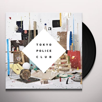 Tokyo Police Club CHAMP Vinyl Record