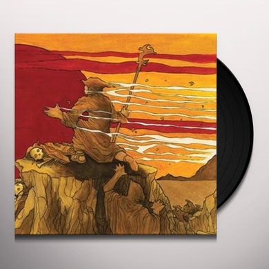 EGYPT BECOME THE SUN Vinyl Record