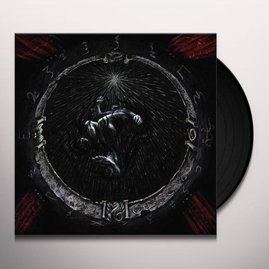 INFINITUM OBSCURE ASCENSION THROUGH THE LUMINOUS BLACK Vinyl Record