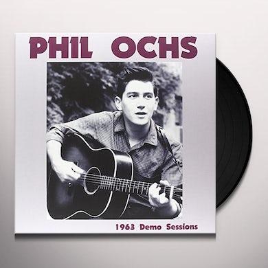 Phil Ochs 1963 DEMO SESSIONS Vinyl Record