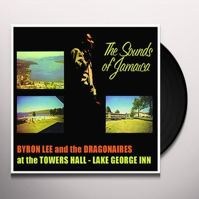 Byron Lee SOUNDS OF JAMAICA Vinyl Record