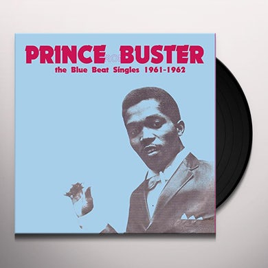 Prince Buster BLUE BEAT SINGLES 1961-62 Vinyl Record