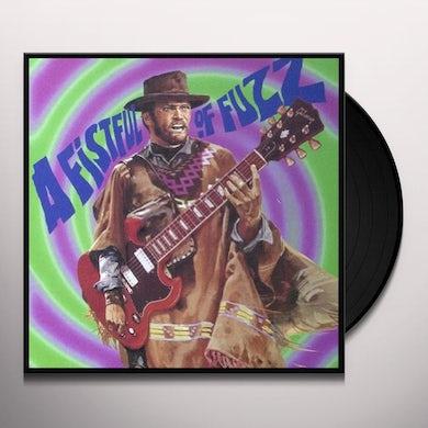 Fistful Of Fuzz / Various Vinyl Record