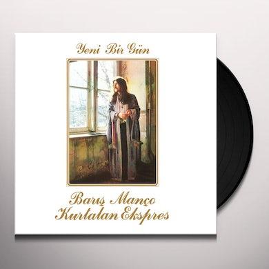 Baris Manco YENI BIR GUN Vinyl Record