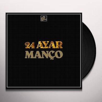 Baris Manco 24 AYAR Vinyl Record