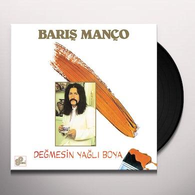 Baris Manco DEGMESIN YAGLI BOYA Vinyl Record