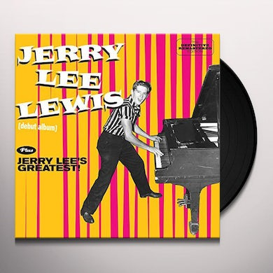 Jerry Lee Lewis JERRY LEE'S GREATEST! Vinyl Record