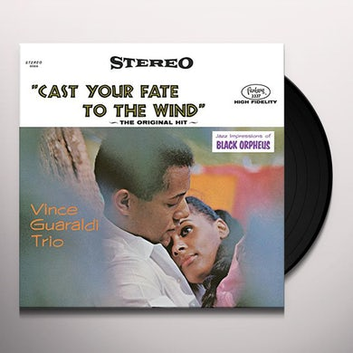 Vince Guaraldi JAZZ IMPRESSIONS OF BLACK ORPHEUS / FLOWER IS LOVE Vinyl Record