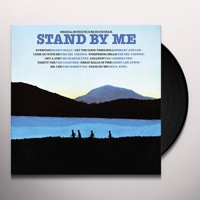STAND BY ME / Original Soundtrack Vinyl Record