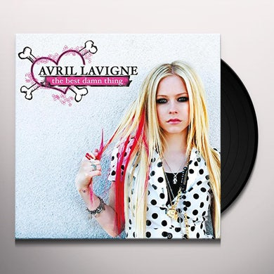 Avril Lavigne BEST DAMN THING - Limited Edition 180 Gram Vinyl Record