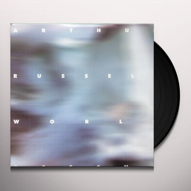 Arthur Russell WORLD OF ECHO Vinyl Record
