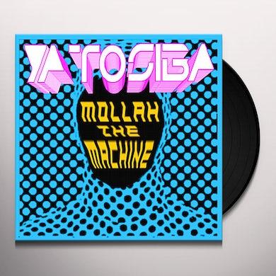 YA TOSIBA MOLLAH THE MACHINE Vinyl Record