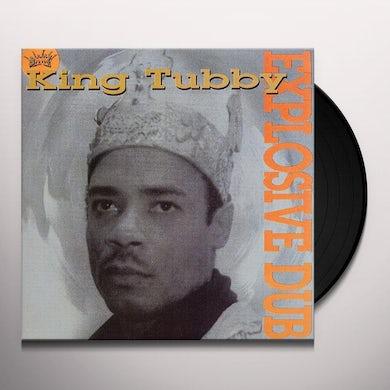 EXPLOSIVE DUB Vinyl Record