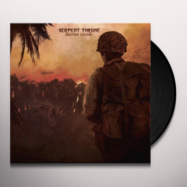 Orphan Donor GET TO THE CHOPPER Vinyl Record