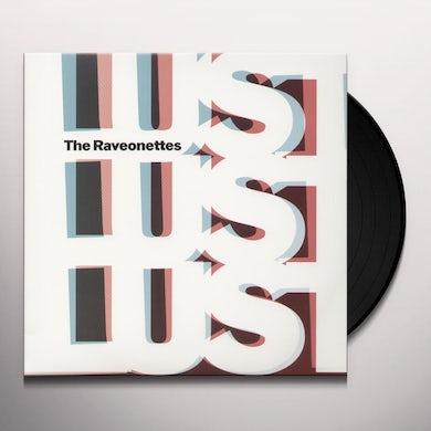 The Raveonettes LUST LUST LUST Vinyl Record