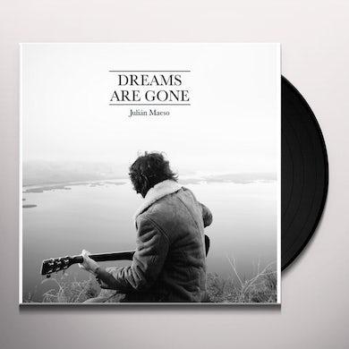 Julian Maeso DREAMS ARE GONE (GER) (Vinyl)