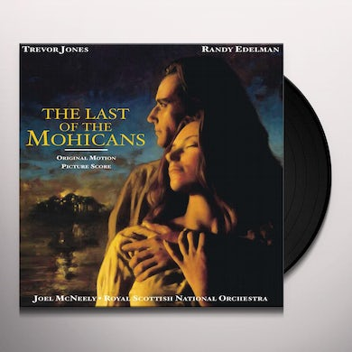 Joel McNeely Last Of The Mohicans (OSC) Vinyl Record