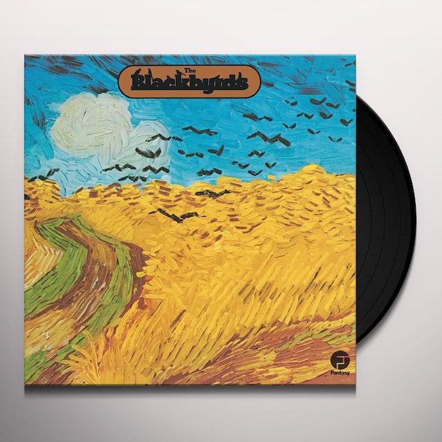 Blackbyrds Vinyl Record